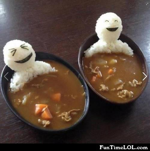 Soup people