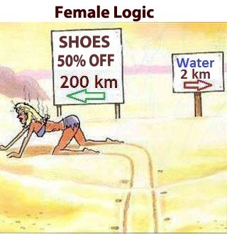 Female logic