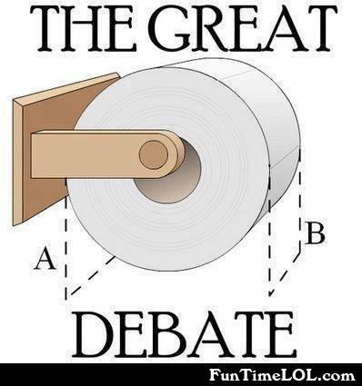 The great debate