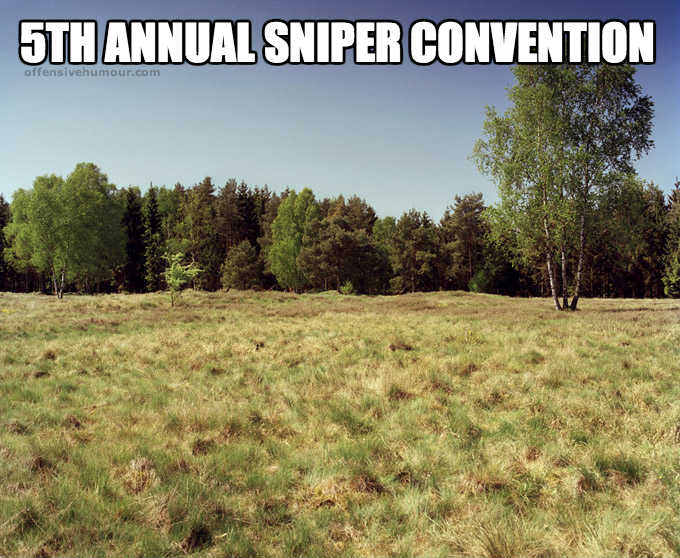 5th annual sniper convention