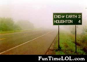 end of earth