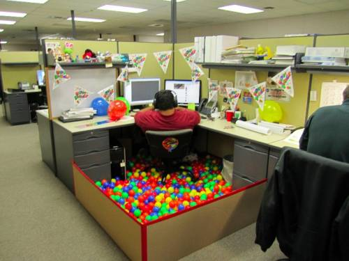 fun office