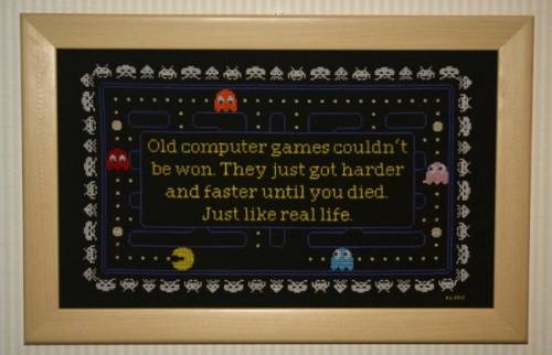 Old computer games couldn't be won