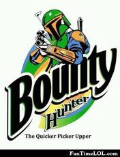 Bounty Hunter The Quicker Picker Upper