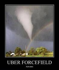 uber forcefield