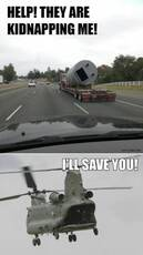 help they are kidnapping me!